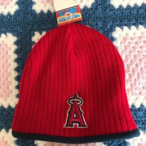 Los Angeles Angels Knit Hat